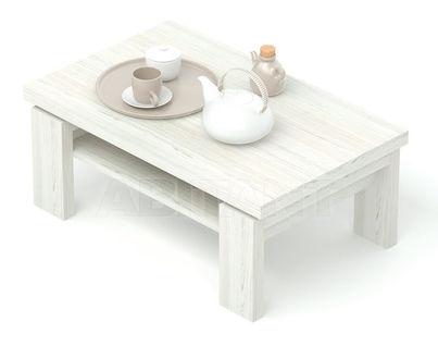 Столик кофейный. Туя светлая