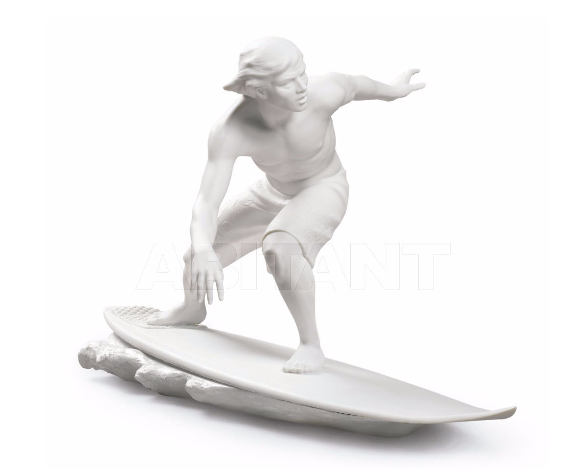 Статуэтка SOUL SURFER Lladro Sports and Professions 01009173