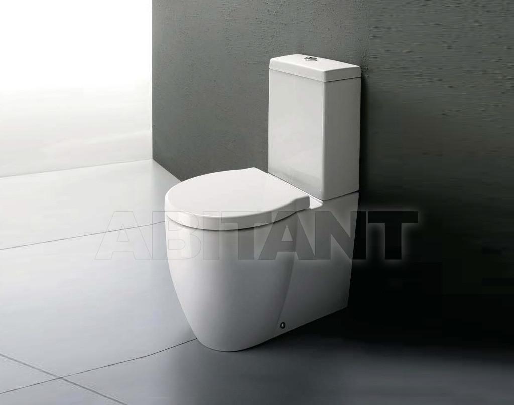 Купить Унитаз напольный PANORAMA BASIC GSI Ceramica Panorama 661711