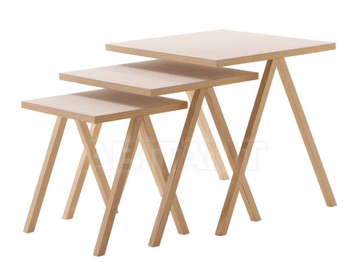 Купить Столик кофейный Hiip Cappellini Collezione Sistemi HT_1