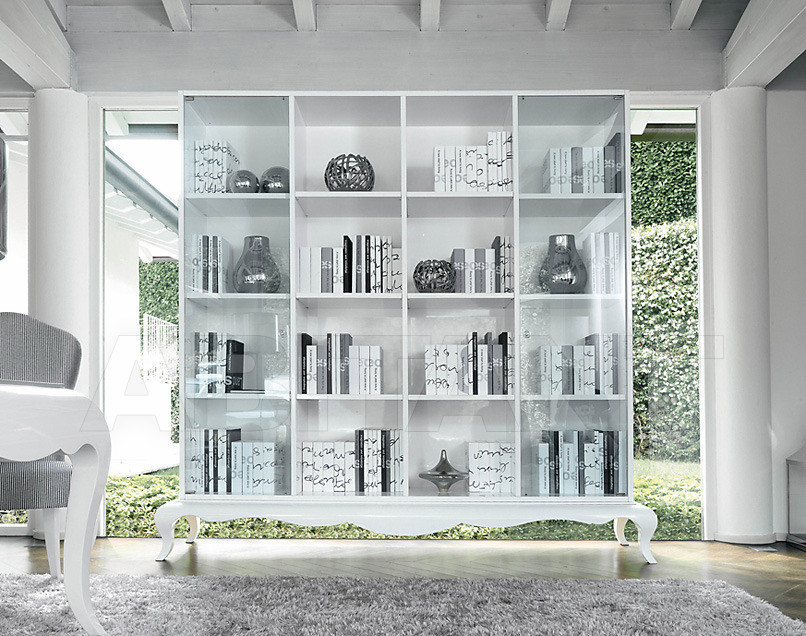 Купить Библиотека Cantaluppi Collections 2012 Botero Libreria
