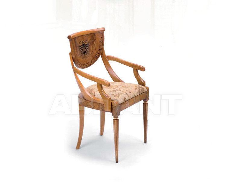 Купить Стул с подлокотниками Stil Salotti di Origgi Luigi e Figli s.n.c. Origgi Imperial chair2
