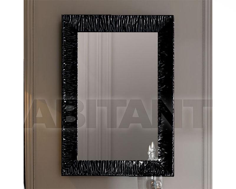Купить Зеркало Retro Kerasan 736501nero