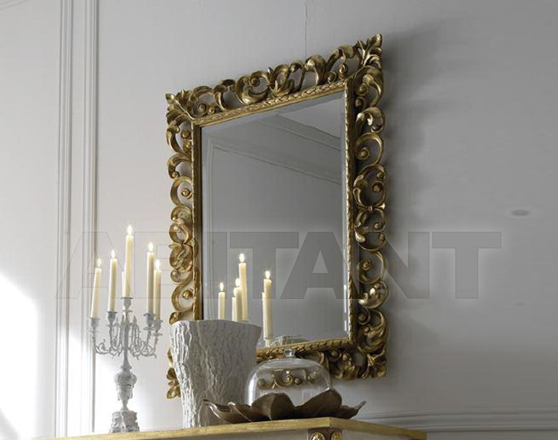 Купить Зеркало настенное Florence Art di Marini Bruno Srl 2007 2301