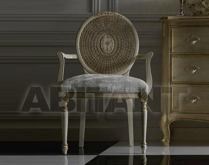 Купить Стул с подлокотниками Florence Art di Marini Bruno Srl 2007 5922/PE