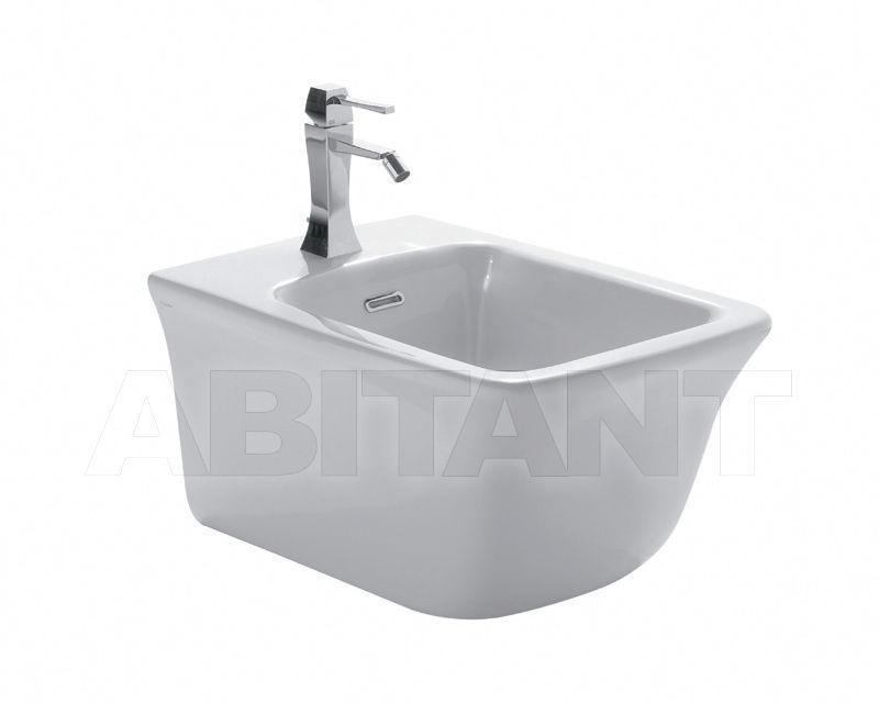 Купить Биде подвесное Relais Ceramica Globo RES09.BI*1
