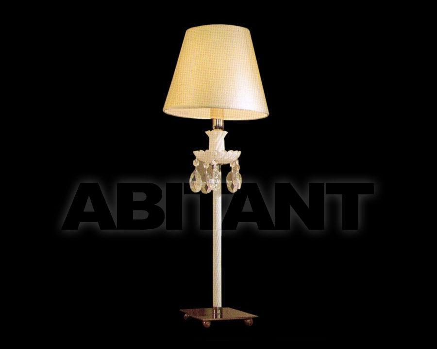 Купить Лампа настольная IL Paralume Marina  2013 1391 /BI