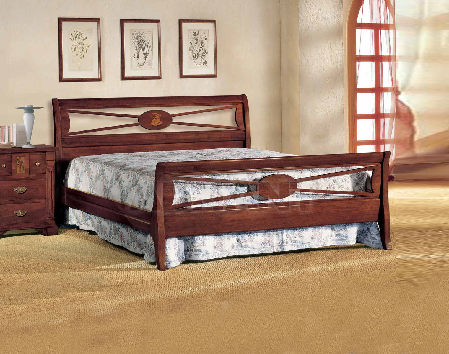 Купить Кровать F.lli Corso Srl Golden House 573