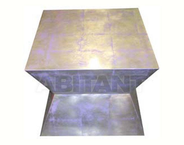 Купить Столик приставной Sergio Villa Mobilitaly 2003-2011 Brushed silver