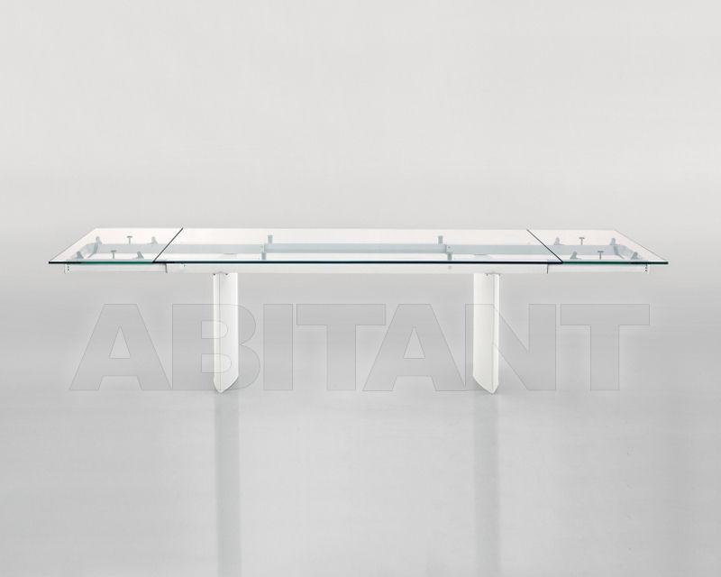 Купить Стол обеденный Manhattan  Tonin Casa Rossa 8051 01/V100_glass