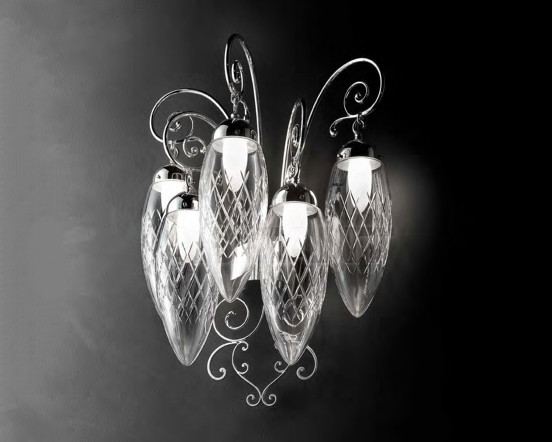 Купить Светильник настенный Masiero MASIERO LUXURY Magnifica / A5