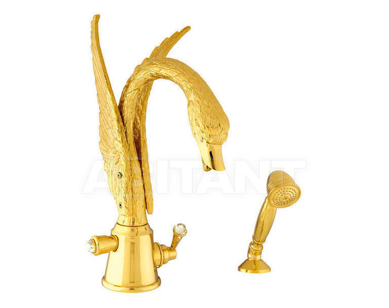 Купить Смеситель для ванны Mestre Antartica Swan 039257.A00.00