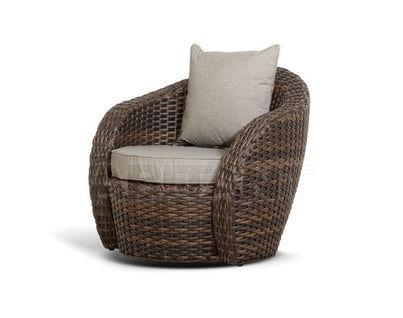 """""""Авела"""", кресло темно-коричневое"""