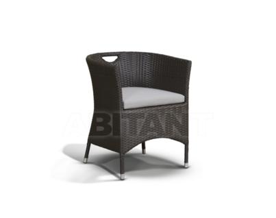 """""""Прато"""" стул серо-коричневый"""