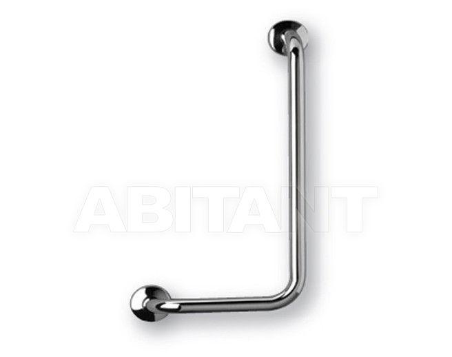 Купить Ручка для ванной/душа Ponte Giulio Polished Steel G29JBRN119