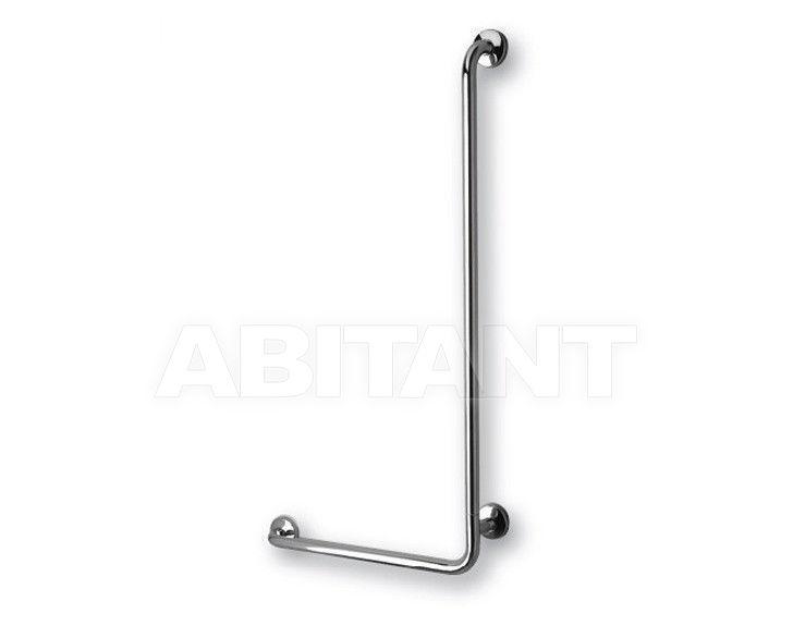 Купить Ручка для ванной/душа Ponte Giulio Polished Steel G29JBRN120