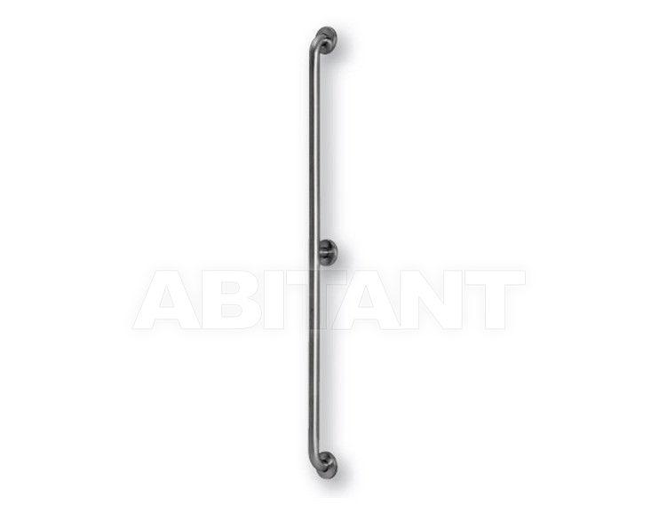 Купить Ручка для ванной/душа Ponte Giulio Satin Steel G55JASN111