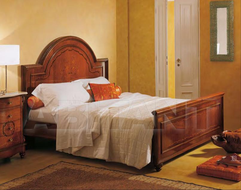 Купить Кровать Serafino Marelli Ottocento S 4