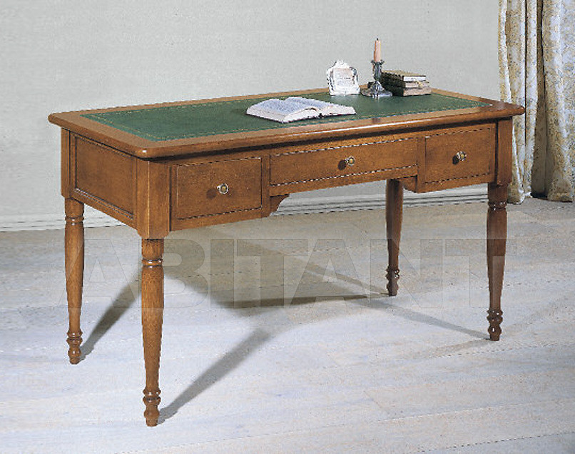 Купить Стол письменный Tarocco Vaccari Group Complimenti 14015 noce