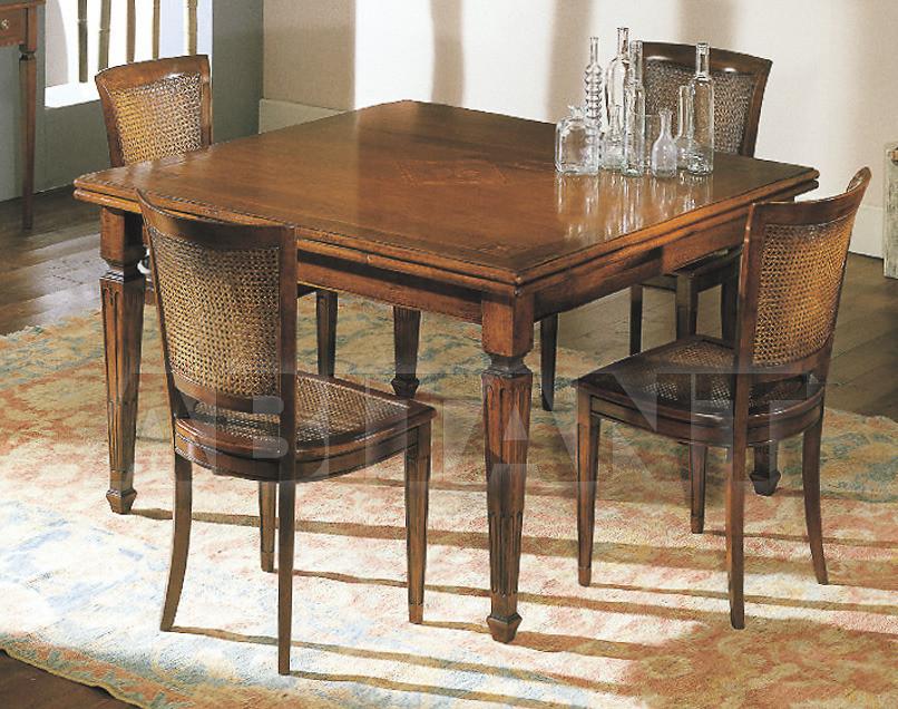 Купить Стол обеденный Tarocco Vaccari Group Complimenti 18543