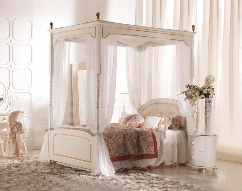 Купить Кровать Serafino Marelli Foglie & Colori O 5