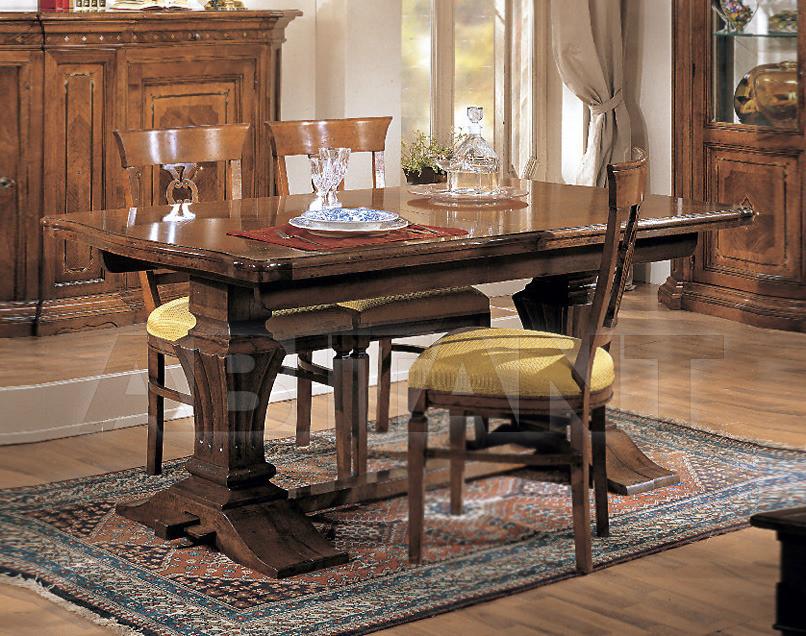 Купить Стол обеденный Tarocco Vaccari Group Complimenti 18556