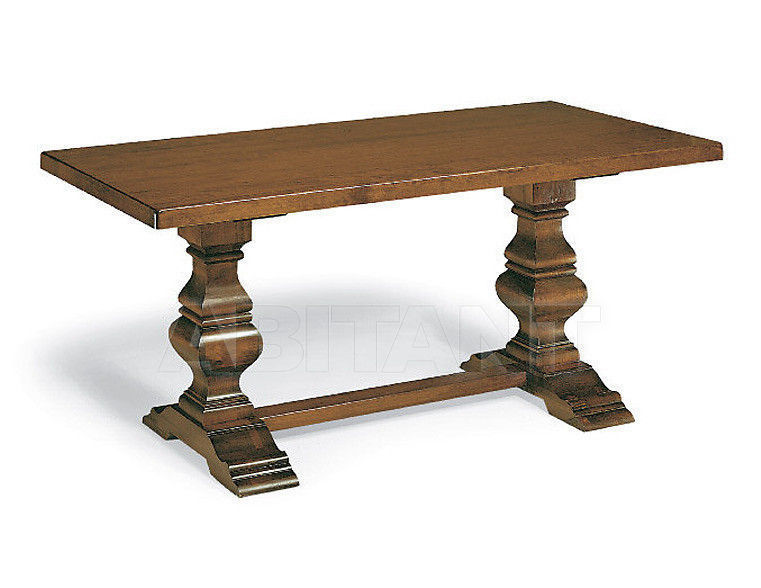 Купить Стол обеденный Tarocco Vaccari Group Complimenti 16074/160