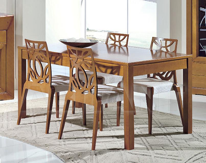 Купить Стол обеденный Tarocco Vaccari Group Complimenti 14979
