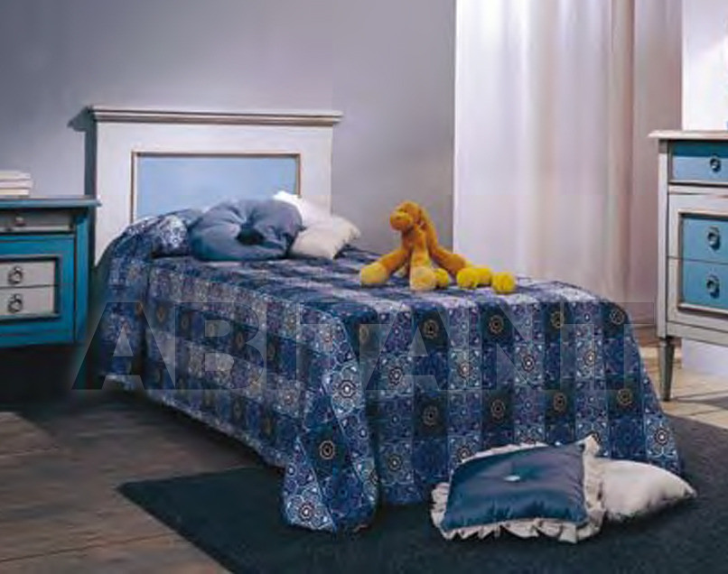 Купить Кровать Serafino Marelli Foglie & Colori R 7