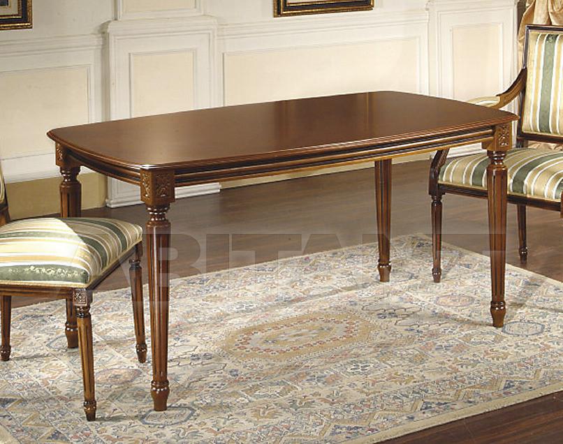 Купить Стол обеденный Tarocco Vaccari Group Complimenti 17902/TL