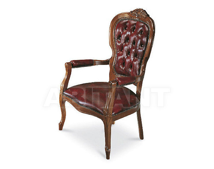 Купить Кресло Tarocco Vaccari Group Complimenti 17203/P