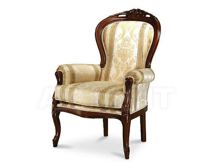 Купить Кресло Tarocco Vaccari Group Complimenti 17208/P