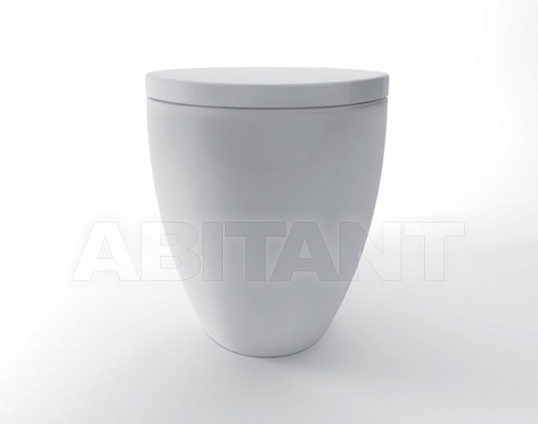 Купить Унитаз напольный Ceramica Cielo S.p.A. Nero 2012 LGVA