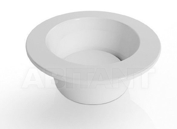 Купить Раковина накладная Ceramica Cielo S.p.A. Nero 2012 AMLA45