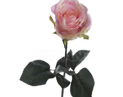 8J-1211S0003 Роза нежно-розовая 48 см (36)