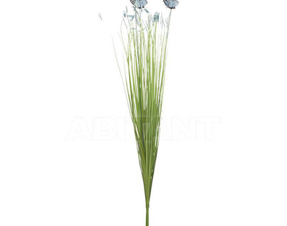 8J-15AB0001 Стебли травы с бабочками 70 см (гол) (24)
