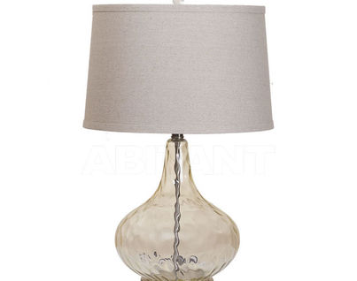 AQ-G8A Лампа настольная (коньячный) В63хД40