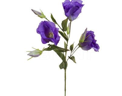9F27051-1957 Лизиантус фиолетовый, 78см (36)