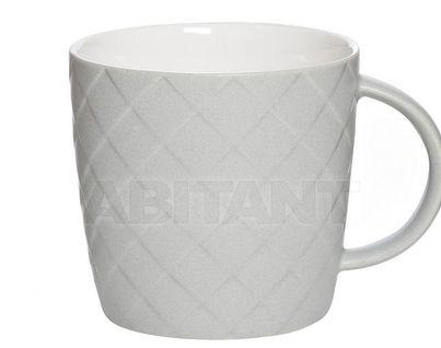 CB2737-12-F586 Чашка серая 12*9*8,8