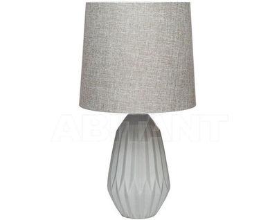 CB2759-S2-72-R457-SD17 Лампа настольная серая 35*40*70