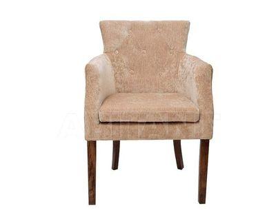 HD2203285-1061-28 Кресло велюр-бежевый 64,5*70*59