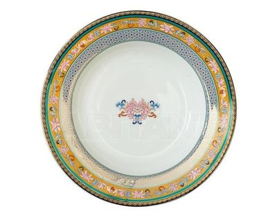 26FC TIFFANY DPL21 Тарелка суповая 21см (6)