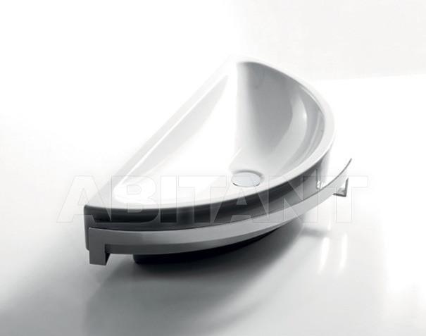 Купить Раковина подвесная Ceramica Cielo S.p.A. Nero 2012 SMLA85