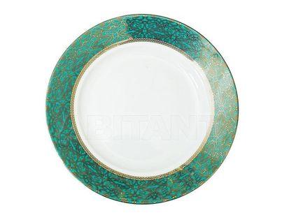 25WIN RIVIERA PL19 Тарелка десертная 19см,цвет бирюзовый (6)
