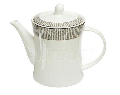 25WIN SORRENTO TP1,1 Чайник заварочный 1,1л,серый орнамент (1)