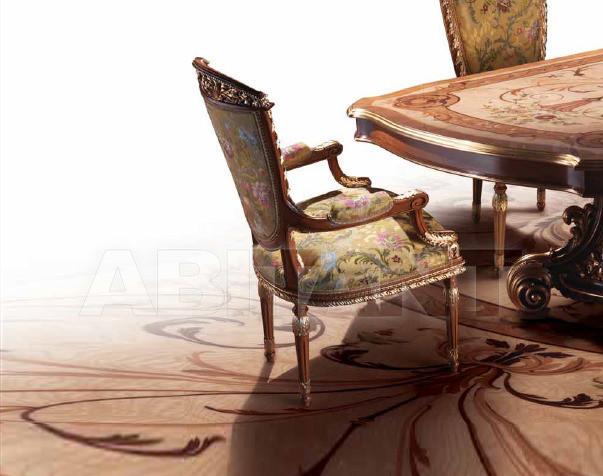 Купить Стул с подлокотниками Bazzi Interiors Versailles F104