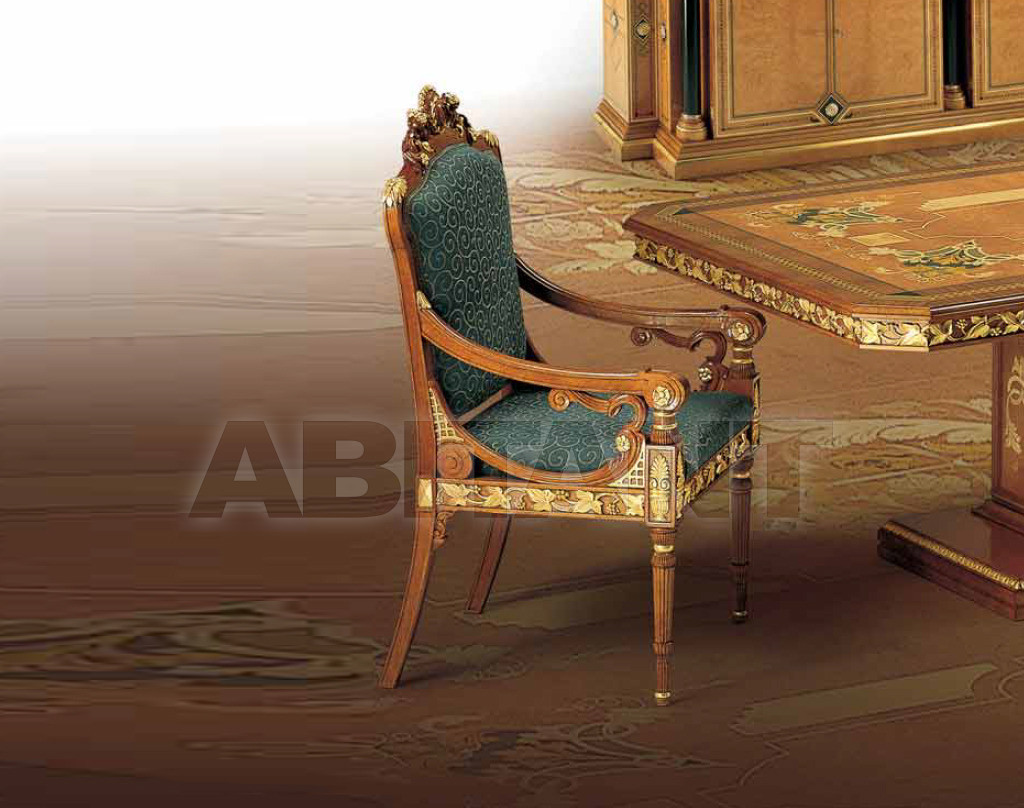 Купить Стул с подлокотниками Bazzi Interiors Versailles F515