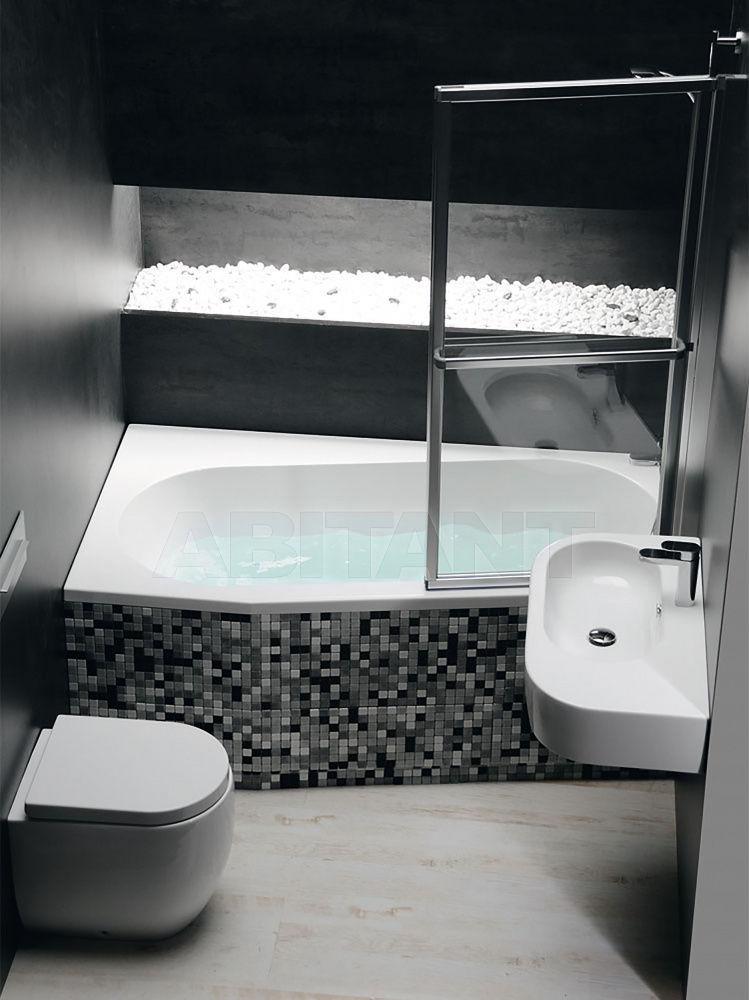 Купить Акриловая ванна ALPEN Astra 165x90 WR Alpen 31611