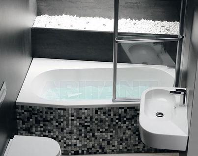 Акриловая ванна ALPEN Astra 165x90 WR