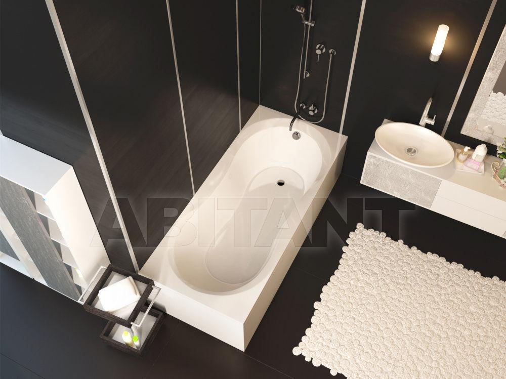 Купить Акриловая ванна ALPEN Mars 110 Alpen AVP0017